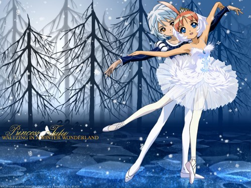 Hal Film Maker, Princess Tutu, Mytho, Ahiru Arima Wallpaper