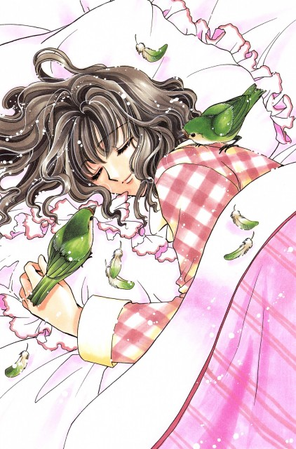 CLAMP, Soryuden, Soryuden Original Illustrations, Matsuri Toba