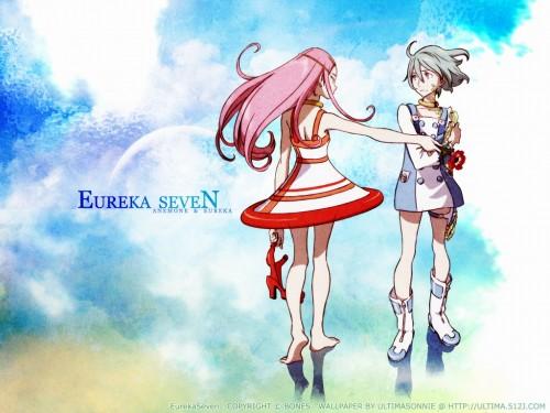 Kazuma Kondou, BONES, Eureka 7, Anemone, Eureka Wallpaper