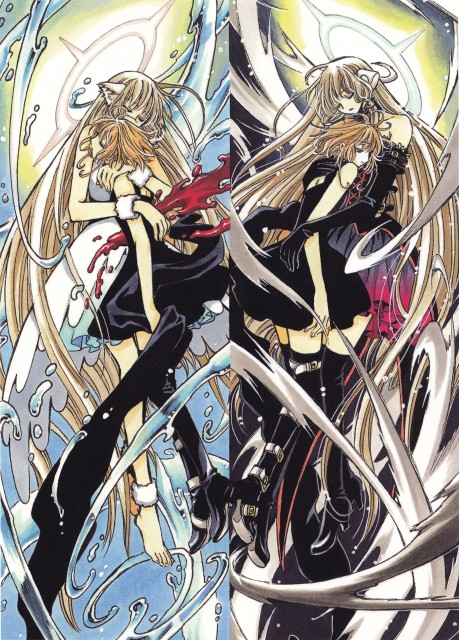 CLAMP, Tsubasa Reservoir Chronicle, Album de Reproductions 2, Freya, Chii
