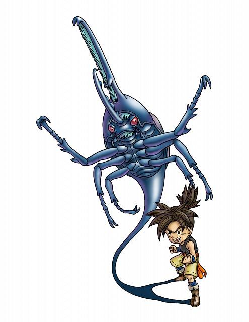 Studio Pierrot, Blue Dragon - Awakened Shadow, Blue Dragon, Shu (Blue Dragon), Official Digital Art