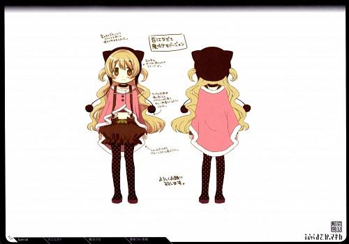 Ume Aoki, Shaft (Studio), Puella Magi Madoka Magica, Nagisa Momoe, Character Sheet