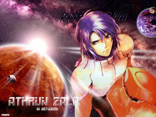 Chimaki Kuori, Sunrise (Studio), Mobile Suit Gundam SEED Destiny, Athrun Zala Wallpaper