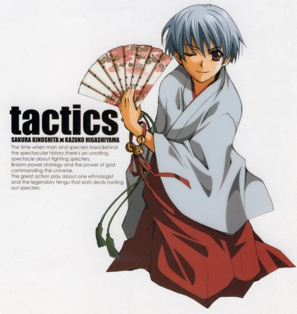 Sakura Kinoshita, Tactics, Kantarou Ichinomiya, Animage