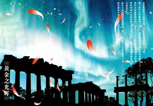Future Studio, Saint Seiya, Sacred Saga