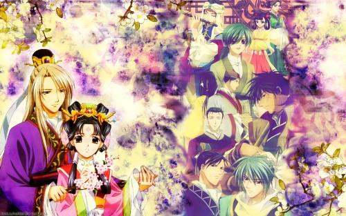 Saiunkoku Monogatari Wallpaper