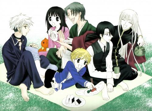 Natsuki Takaya, Fruits Basket, Tohru Honda, Hatori Sohma, Kagura Sohma