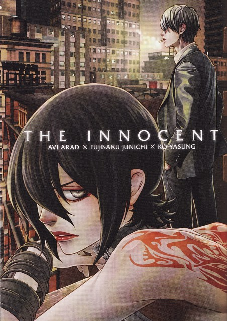 Ya-Seong Ko, The Innocent, Angel (The Innocent), Ash (The Innocent)