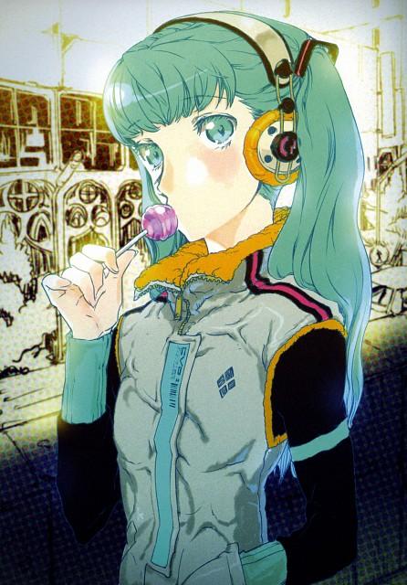 Nagimiso, Vocaloid, Miku Hatsune