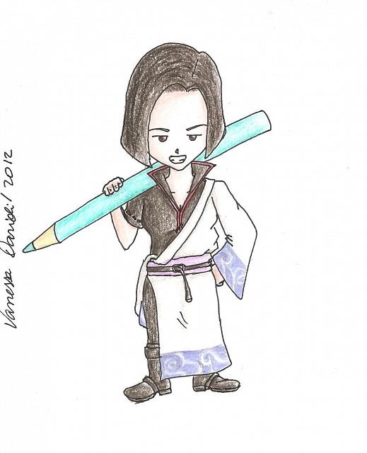 Hideaki Sorachi, Sunrise (Studio), Gintama, Member Art