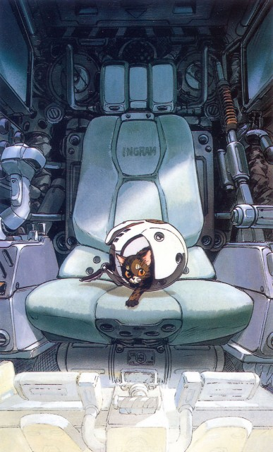Masami Yuki, Madhouse, Patlabor: The Mobile Police, AV-98 Ingram