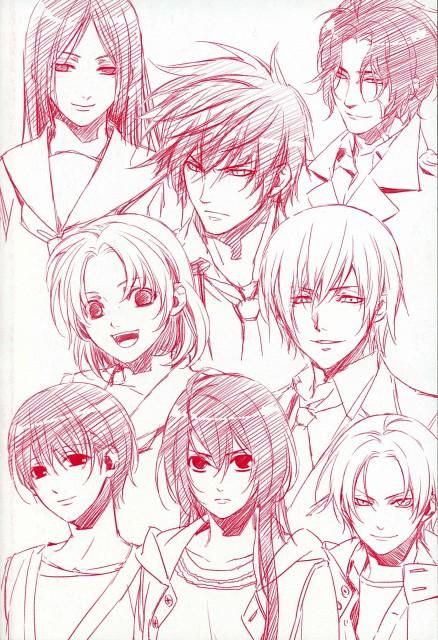 Yone Kazuki, Idea Factory, Hanaoni, Momoko Tosazuka, Shikiko Ejima