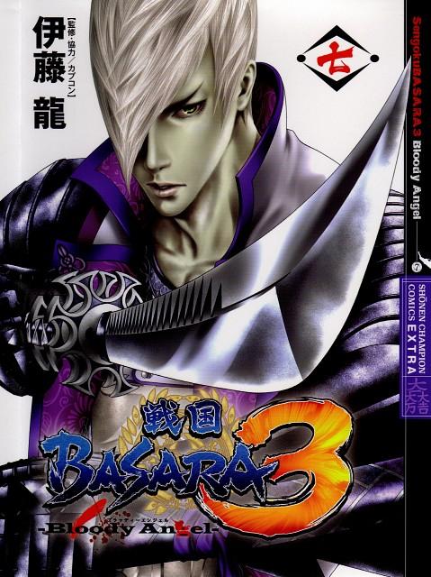 Production I.G, Capcom, Sengoku Basara, Mitsunari Ishida (Sengoku Basara)