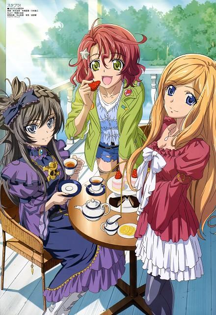 Yoshiyuki Ichikawa, Toei Animation, Star Plus One!, Yuria Kanou, Maya Shinomori