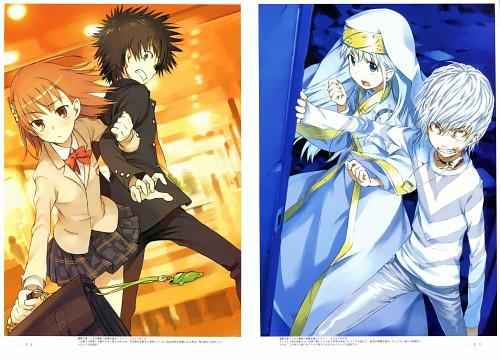 Kiyotaka Haimura, J.C. Staff, To Aru Majutsu no Index, Rainbow Spectrum: Colors, Index Librorvm Prohibitorvm