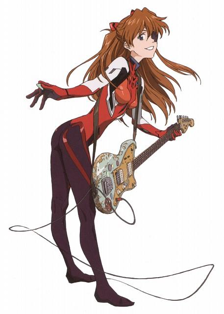 Tadashi Hiramatsu, Gainax, Khara, Neon Genesis Evangelion, Asuka Langley Soryu