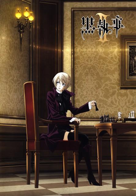 A-1 Pictures, Kuroshitsuji, Alois Trancy
