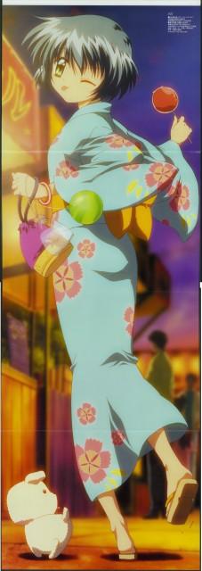 Kazuya Sakamoto (Mangaka), Key (Studio), Air, Potato (Air), Kano Kirishima