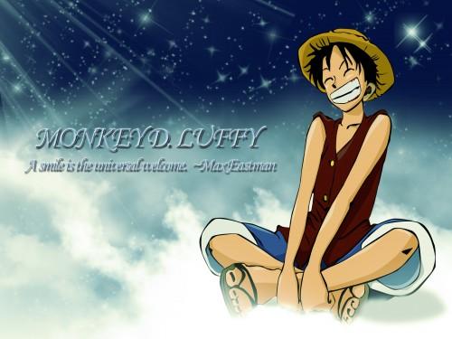 Eiichiro Oda, Toei Animation, One Piece, Monkey D. Luffy Wallpaper