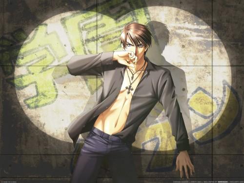 You Higuri, Gakuen Heaven, Tetsuya Niwa Wallpaper