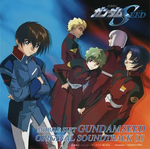 Hisashi Hirai, Sunrise (Studio), Mobile Suit Gundam SEED, Yzak Joule, Dearka Elthman