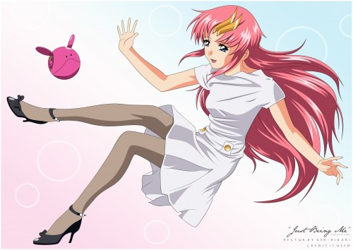 Sunrise (Studio), Mobile Suit Gundam SEED, Lacus Clyne, Haro, Vector Art