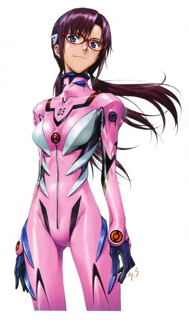 Yoshiyuki Sadamoto, Khara, Neon Genesis Evangelion, Makinami Mari Illustrious