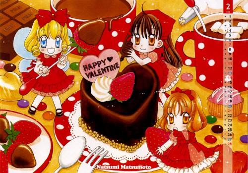 Natsumi Matsumoto, Yumeiro Patissiere, Chocolat (Yumeiro Patissiere), Caramel (Yumeiro Patissiere), Vanilla (Yumeiro Patissiere)