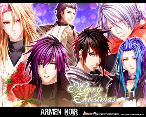 Ike (Mangaka), Idea Factory, Armen Noir, Elle (Armen Noir), Crimson (Armen Noir)