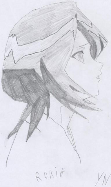 Kubo Tite, Studio Pierrot, Bleach, Rukia Kuchiki, Member Art
