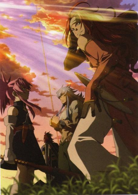 Akira Matsushima, Namco, Tales of Symphonia, Regal Bryant, Presea Combatir