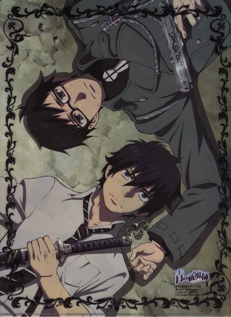 Masaru Yonezawa, A-1 Pictures, Ao no Exorcist, Rin Okumura, Yukio Okumura