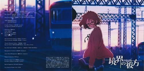 Kyoto Animation, Kyoukai no Kanata, Mirai Kuriyama, Album Cover