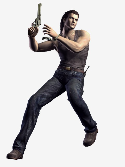 Capcom, Resident Evil Zero, Billy Coen