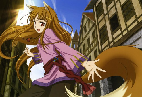 Spice and Wolf, Horo