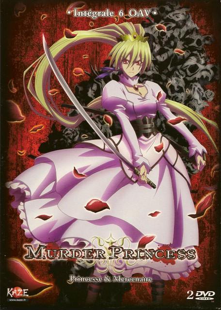 Sekihiko Inui, Bee Train, Murder Princess, Alita Castilia Arago Forland, DVD Cover