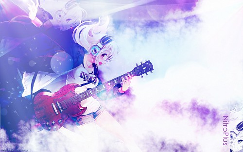 Nitro+, SoniComi, Sonico Wallpaper