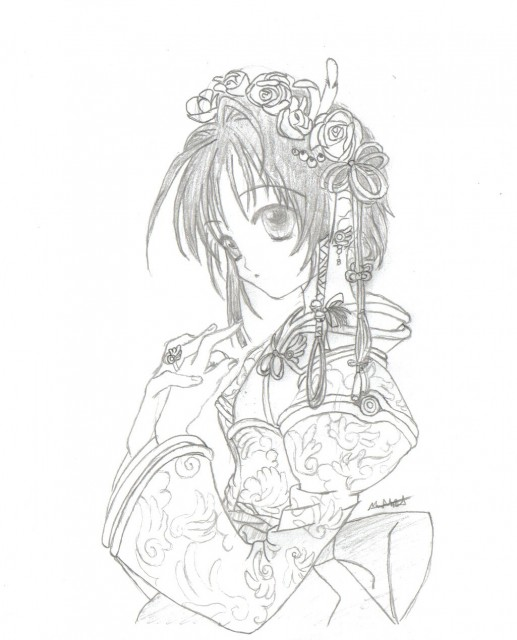 CLAMP, Tsubasa Reservoir Chronicle, Sakura Kinomoto, Member Art