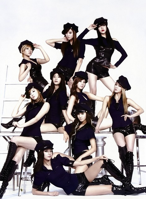 HyoYeon, Yoona, Seohyun, Girls Generation, Yuri (Girls Generation)