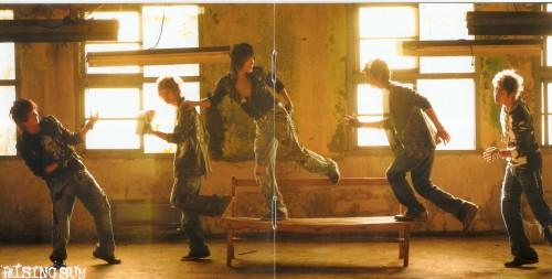 Max, Micky, TVXQ, U-Know, Hero