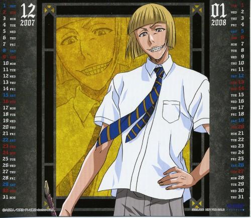Studio Pierrot, Bleach, Bleach 2007-2008 Calendar, Shinji Hirako, Calendar