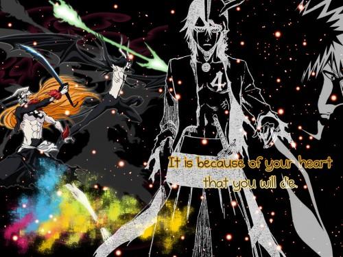Kubo Tite, Studio Pierrot, Bleach, Ulquiorra Cifer, Ichigo Kurosaki Wallpaper
