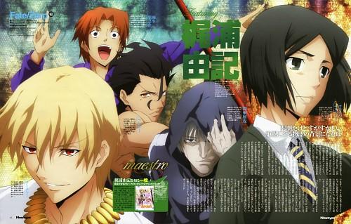 Omagari Takekatsu, TYPE-MOON, Ufotable, Fate/Zero, Ryuunosuke Uryuu