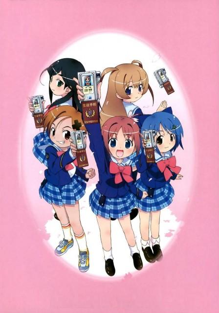 Marvelous Entertainment, Ufotable, Gakuen Utopia Manabi Straight!, Mika Inamori, Manami Amamiya