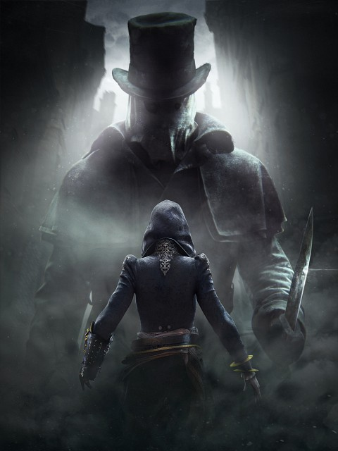 Ubisoft, Assassin's Creed Syndicate, Jack The Ripper (ACS), Evie Frye, Official Digital Art