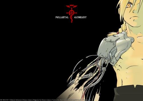 Hiromu Arakawa, BONES, Fullmetal Alchemist, Edward Elric, Vector Art