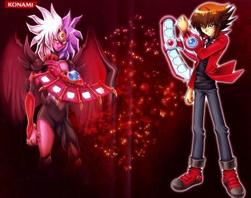 Kazuki Takahashi, Studio Gallop, Yu-Gi-Oh GX, Judai Yuki, Yubel