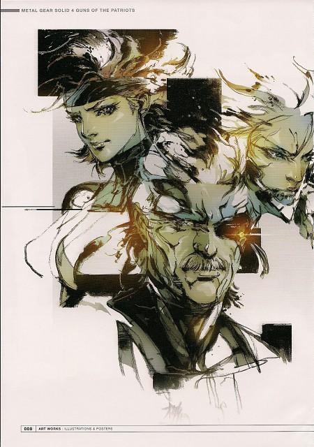 Metal Gear Solid, Raiden, Meryl Silverburgh