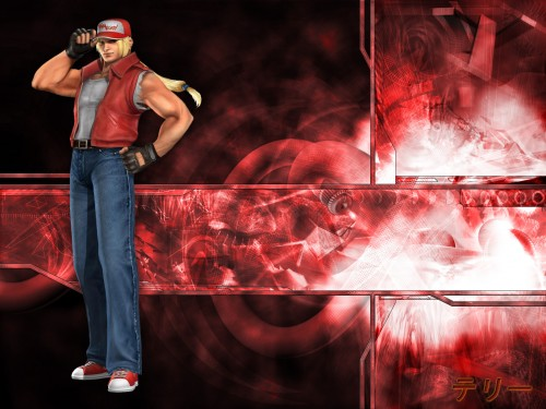 SNK, King of Fighters, Fatal Fury, Terry Bogard Wallpaper