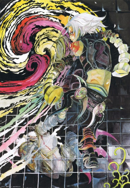 Akira Mutsuki, .hack//G.U., Azure Kite, Haseo